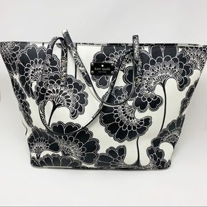 Kate Spade   Florence Broadhurst Floral Tote Bag